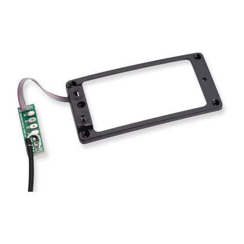Seymour Duncan Triple Shot Neck Arched Black Pickup Mounting Ring