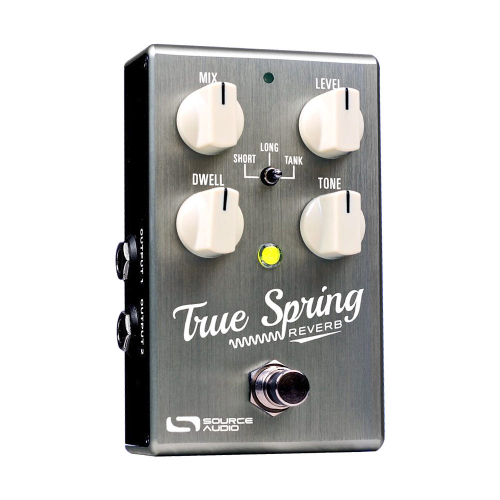 Source Audio True Spring Reverb Effects Pedal