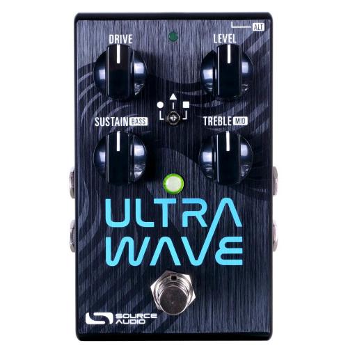 Source Audio Ultrawave Multiband Processor Efektipedaali