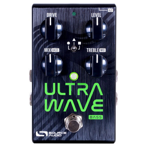 Source Audio Ultrawave Multiband Bass Processor Effects Pedal
