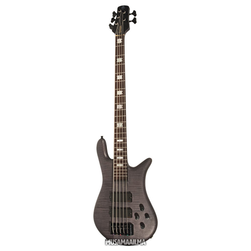 Spector Euro5 LX EMG Black Stain Matte 5-String Electric Bass