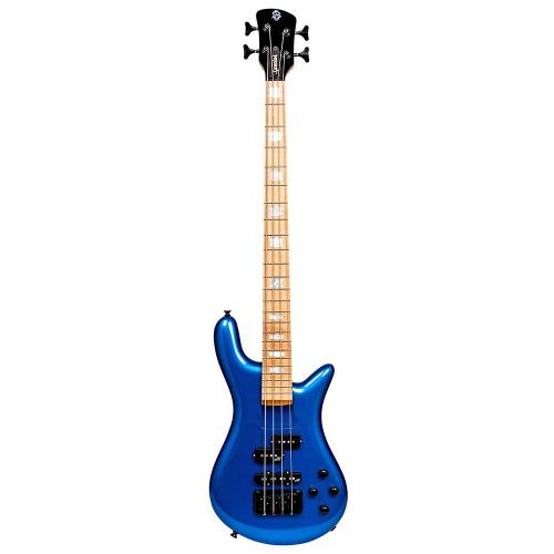 Spector EuroBolt 4 Metallic Blue Electric Bass