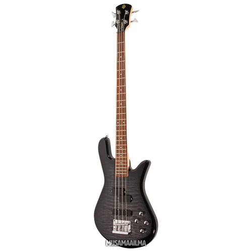Spector Legend 4 Standard Black Stain Gloss Electric Bass
