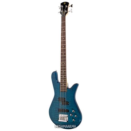 Spector Legend 4 Standard Blue Stain Gloss Electric Bass