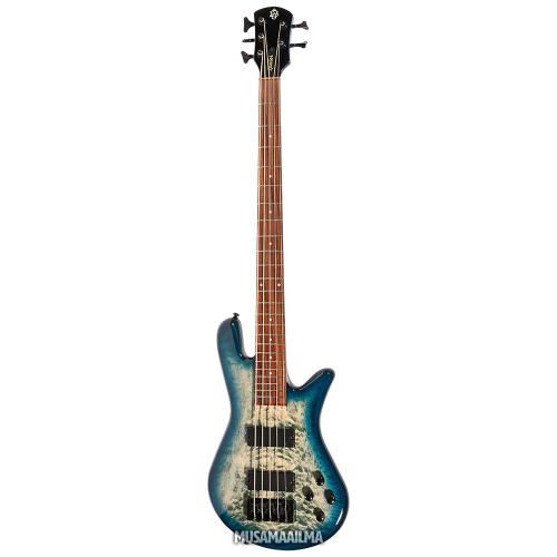 Spector Legend 5 Neck-Thru Faded Blue Gloss 5-kielinen sähköbasso