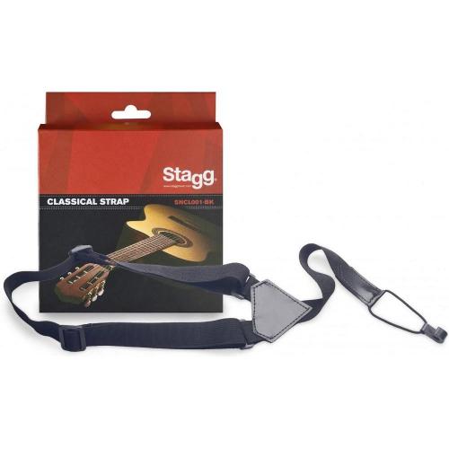 Stagg kitarahihna klassiselle kitaralle