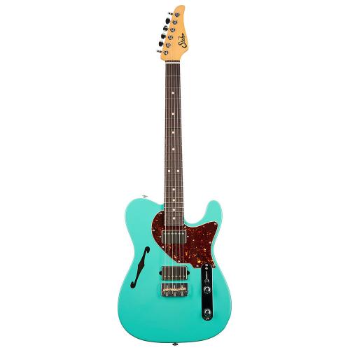 Suhr Alt T IR HH Seafoam Green Electric Guitar