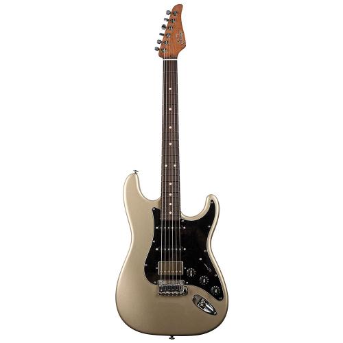 Suhr Classic S Metallic IR HSS Champagne Electric Guitar