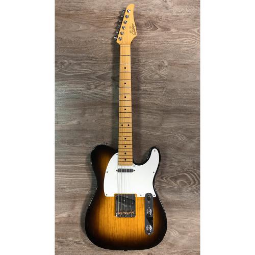 Suhr Classic T Antique Maple SS 2-Tone Tobacco Burst Electric Guitar