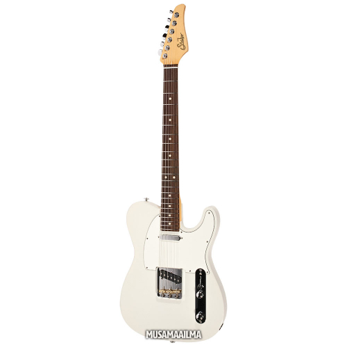 Suhr Classic T IR SS Olympic White Electric Guitar