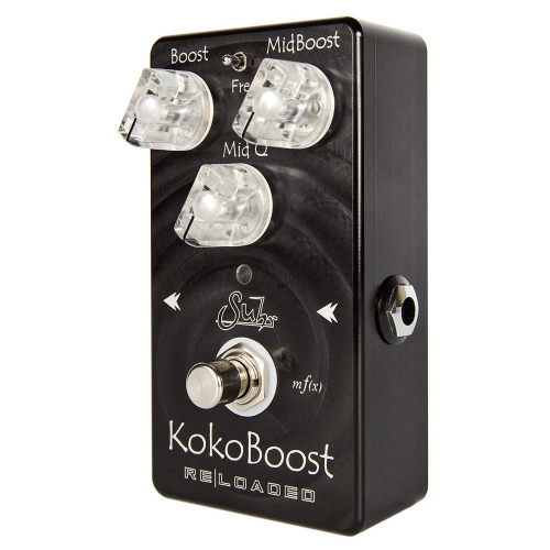 Suhr Koko Boost Reloaded Effects Pedal