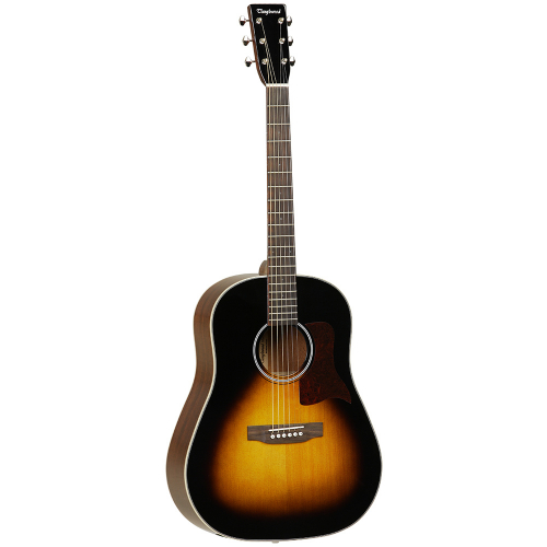 Tanglewood TW40SD VSE Vintage Sunburst Gloss Elektroakustinen kitara