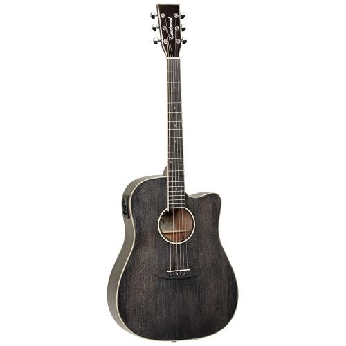 Tanglewood TW5 Black Shadow Elektroakustinen kitara