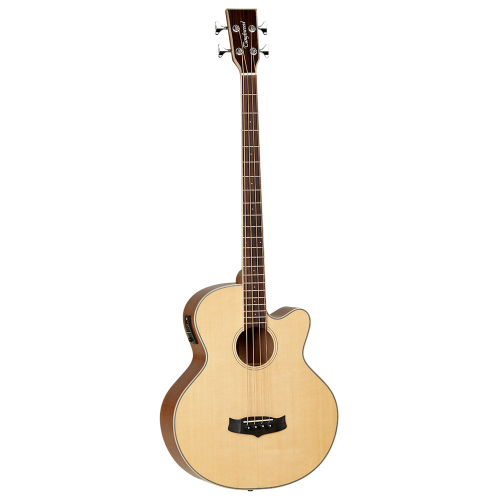 Tanglewood TW8-AB Natural Gloss Acoustic Bass
