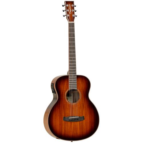 Tanglewood TW Mini E Koa Autumn Burst Elektroakustinen kitara