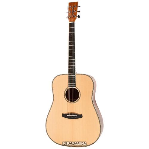 Tanglewood TW D ST Natural Gloss Akustinen kitara