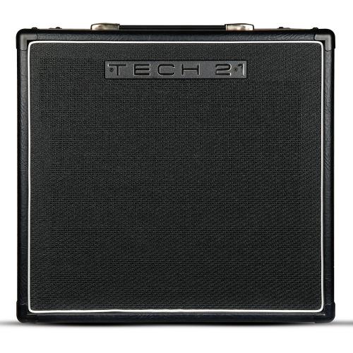 Tech 21 EX112 Black Extension Guitar Cabinet