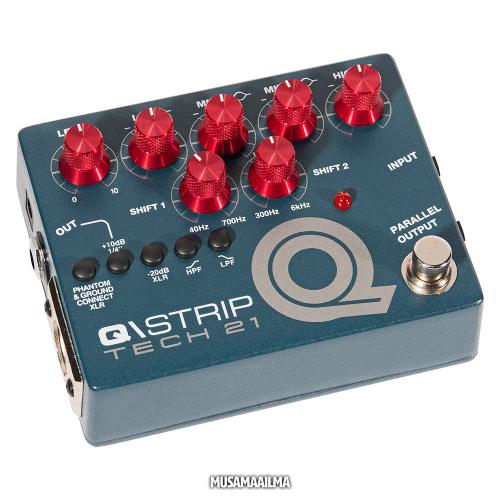 Tech 21 QStrip EQ Pedal