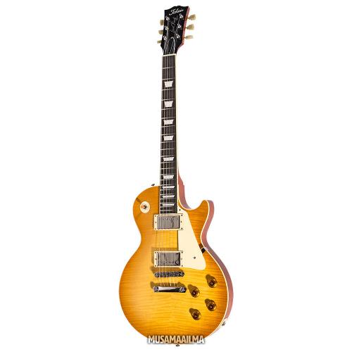 Tokai LS-100F-FEB Honey Burst Electric Guitar