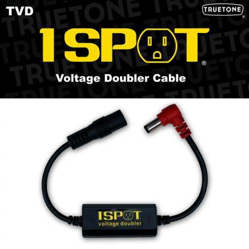 Truetone TVD Voltage Doubler Cable