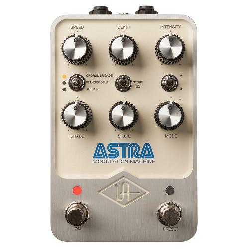 Universal Audio UAFX Astra Modulation Machine Efektipedaali