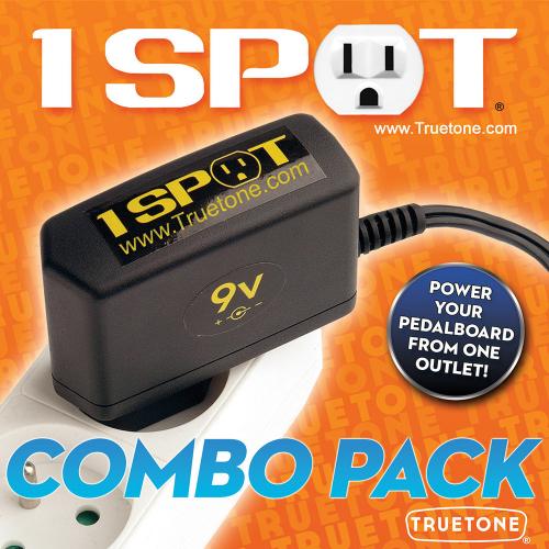 Truetone 1 Spot Combo 9V DC Power Supply