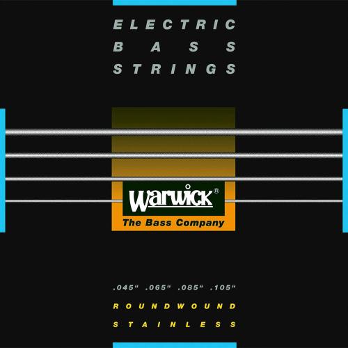 Warwick Black Label 45-105 Electric Bass String Set