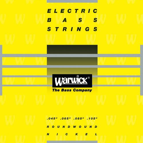 Warwick Yellow Label 45-105 Electric Bass String Set