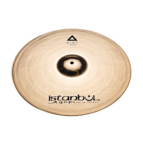 """ISTANBUL Xist Brilliant Hi-Hat 14"""" Cymbals"""