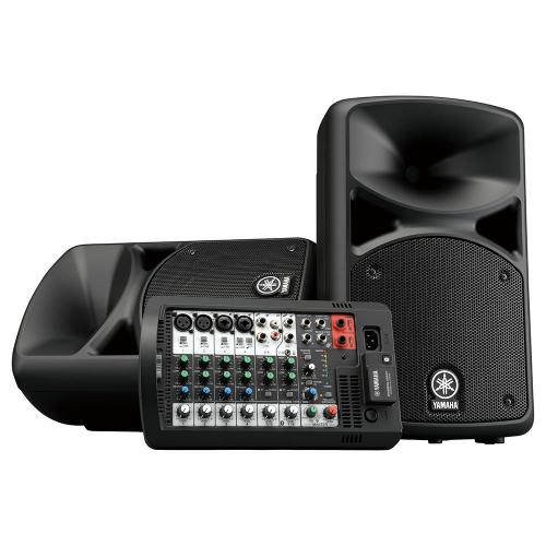 Yamaha Stagepas 400BT Äänentoistojärjestelmä