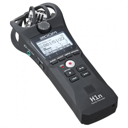 Zoom H1n Kämmenkokoinen äänitallennin