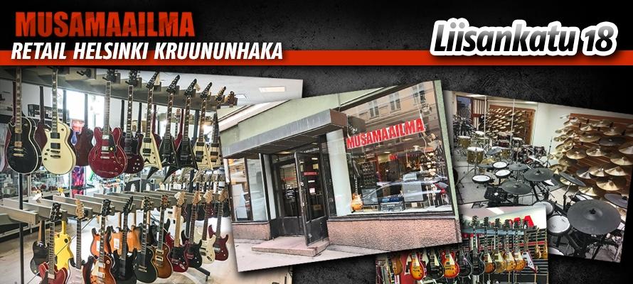 Musamaailma Helsinki - Liisankatu 18