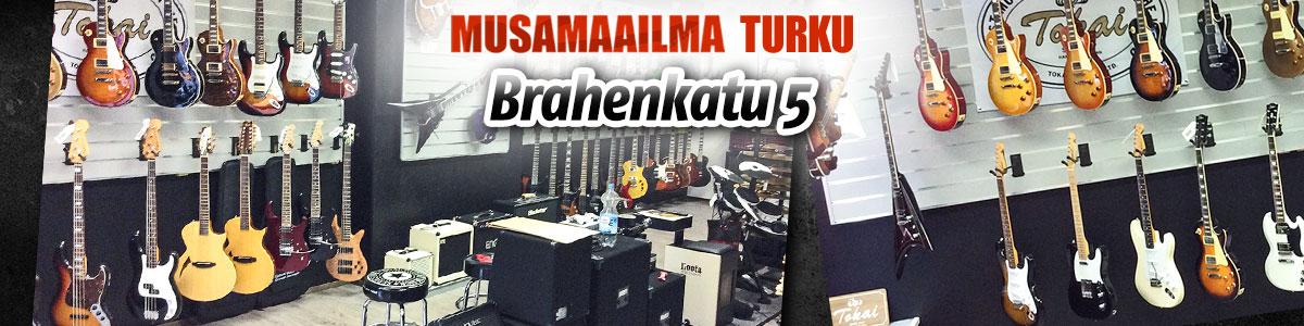 Musamaailma Turku - Brahenkatu 5