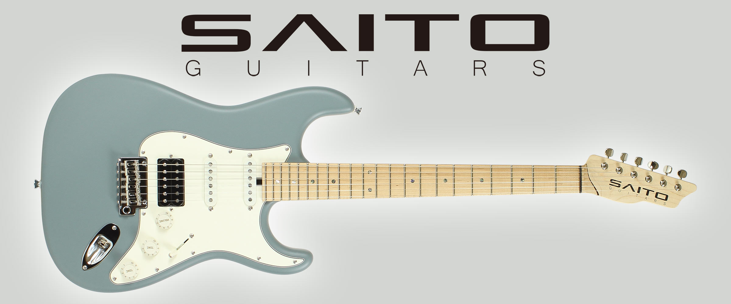 Saito Guitars