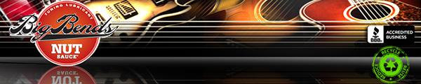 Big Bends kitaranhoitotuotteet