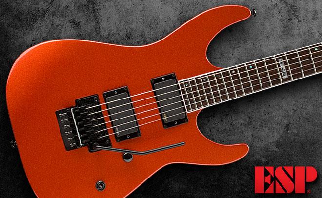 ESP LTD M-400 mallit