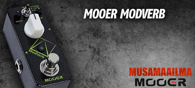 Mooer ModVerb