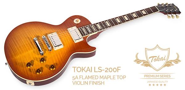 Tokai LS-200F 5A