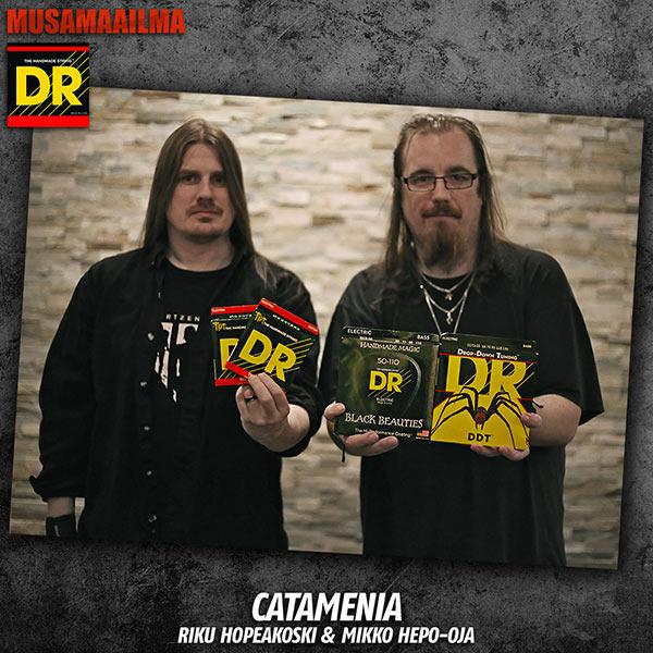 Catamenia - DR Strings