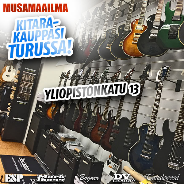 Musamaailma Turku - Yliopistonkatu 13
