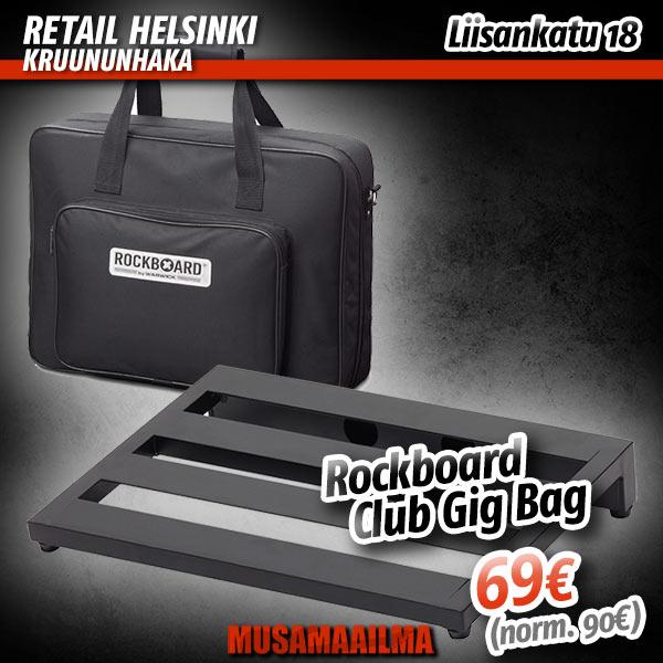Rockboard Club Gig Bag pedaalilauta