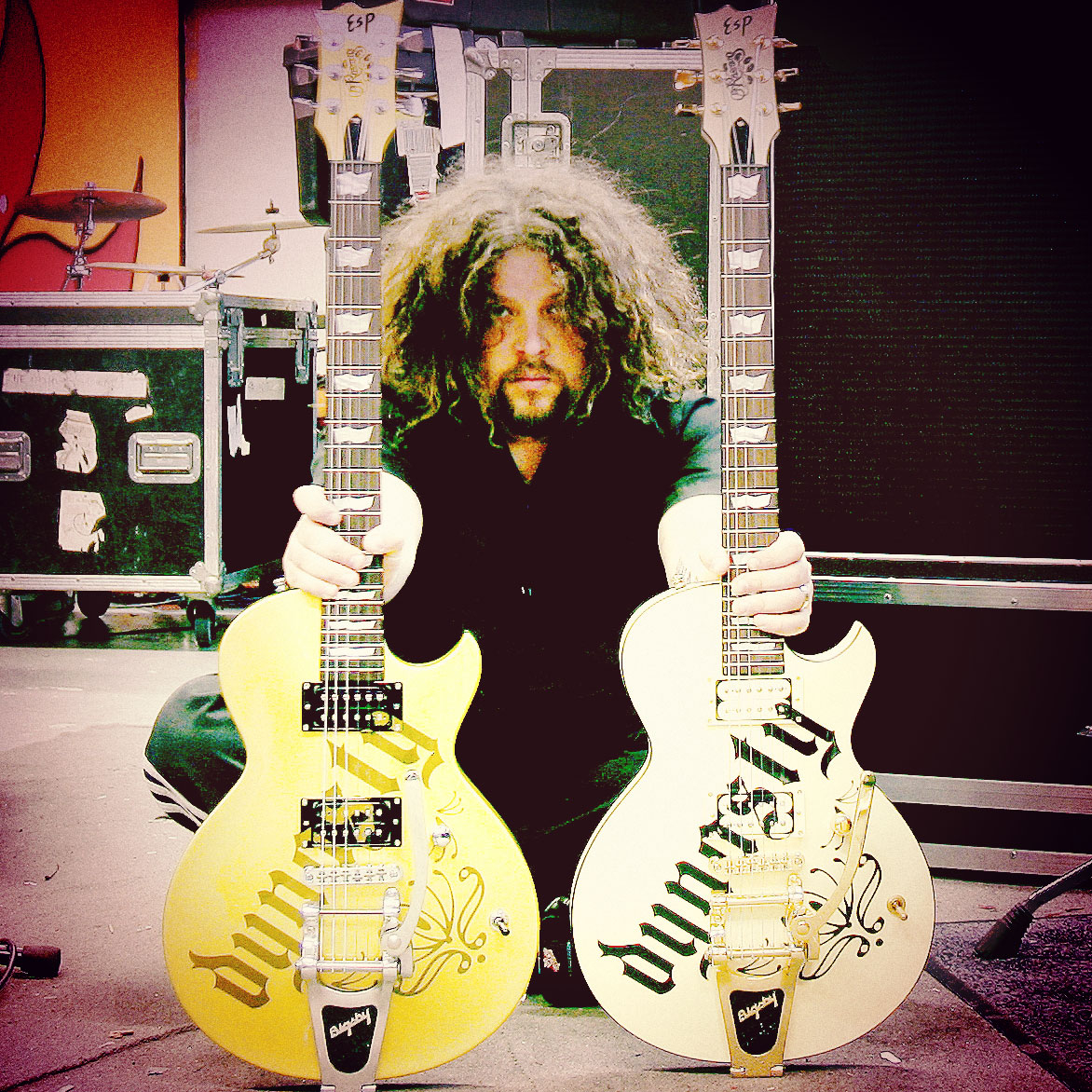 Pauli Rantasalmi - The Rasmus - ESP Guitars