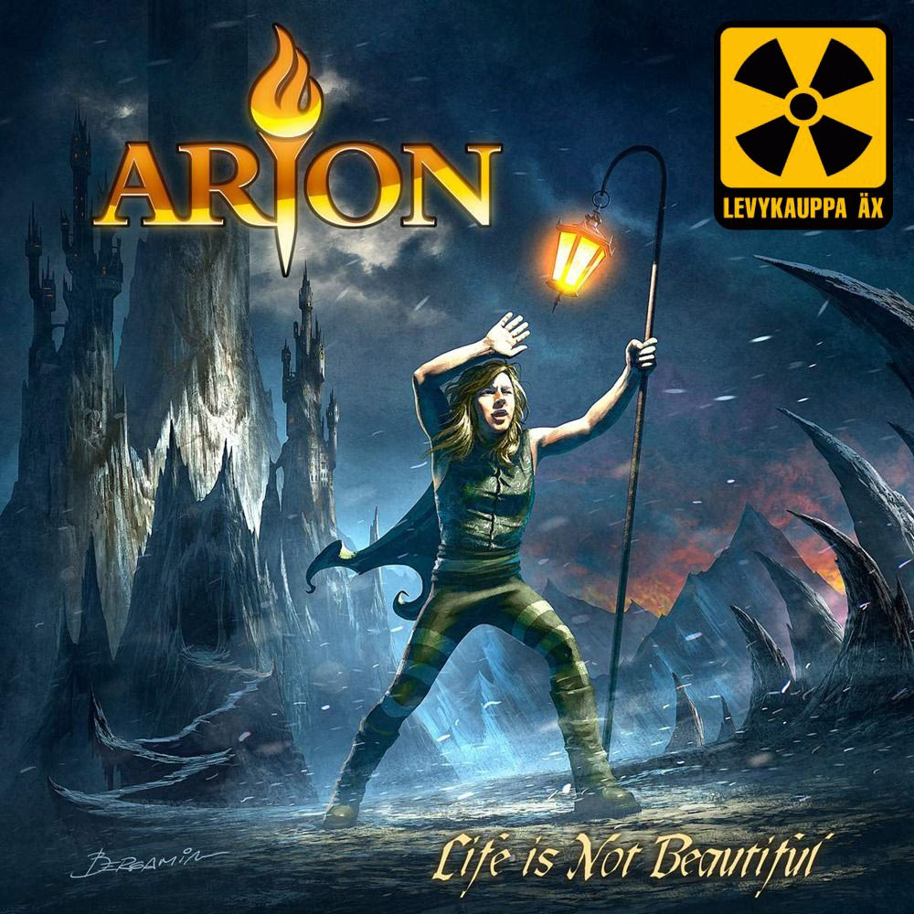 Arion - Life is Not Beautiful - Levykauppa Äx