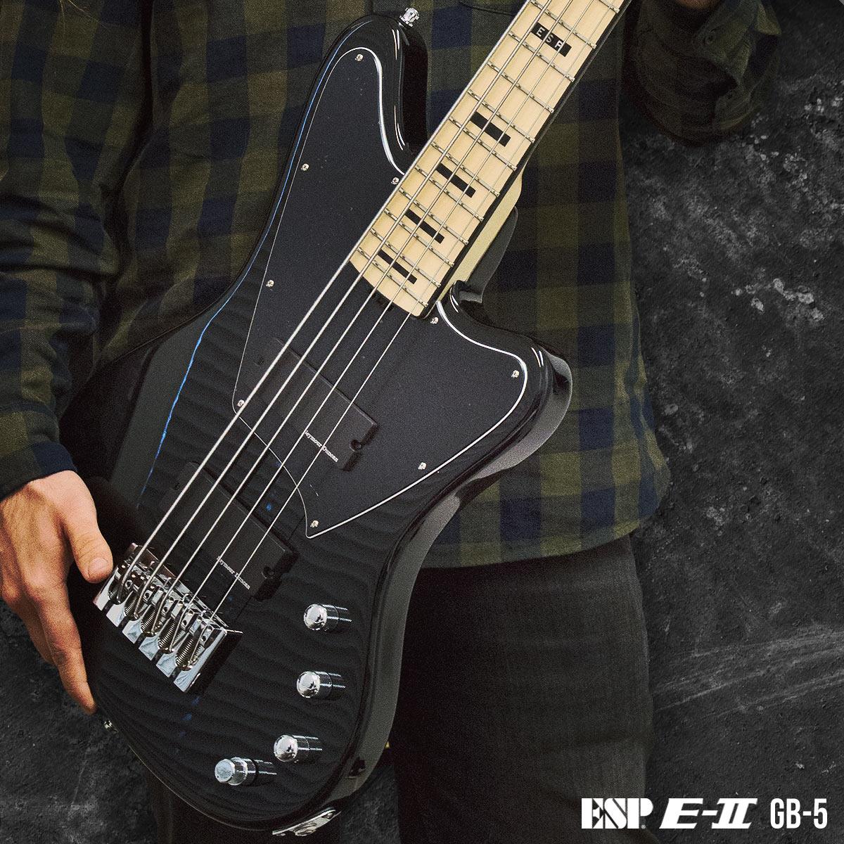 ESP E-II GB-5