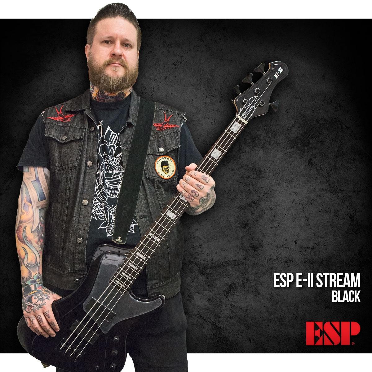 Ville Mäkinen, Apulanta - ESP E-II Stream