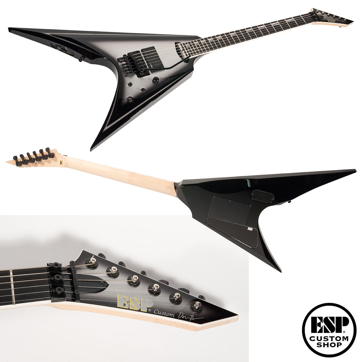 ESP Daniel Freyberg Custom Shop 1