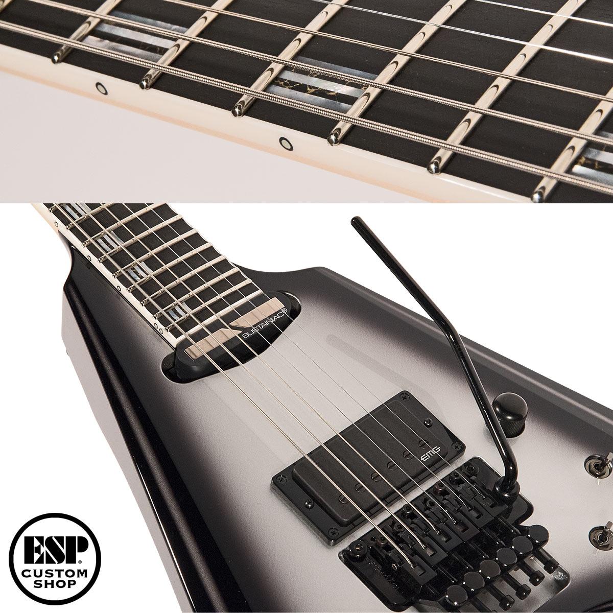 ESP Daniel Freyberg Custom Shop 3