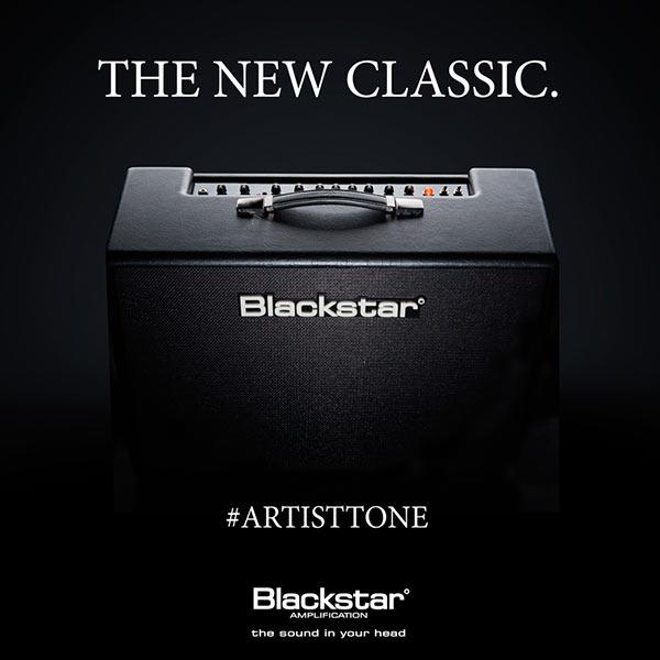 Blackstar Artist Series putkikombot