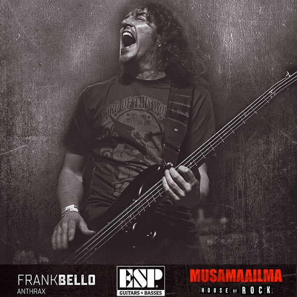 Frank Bello - Anthrax